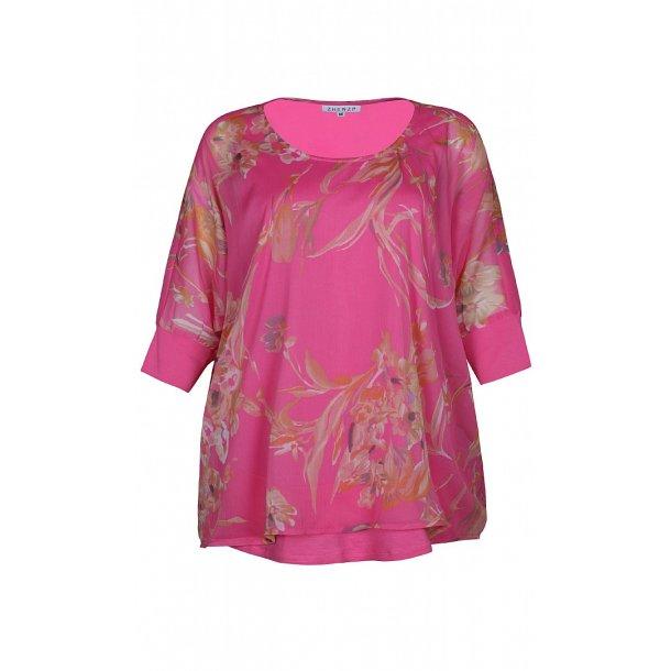 f9fed023 Claudia Bluse Pink - Bluse 3/4 ærme - scooponline