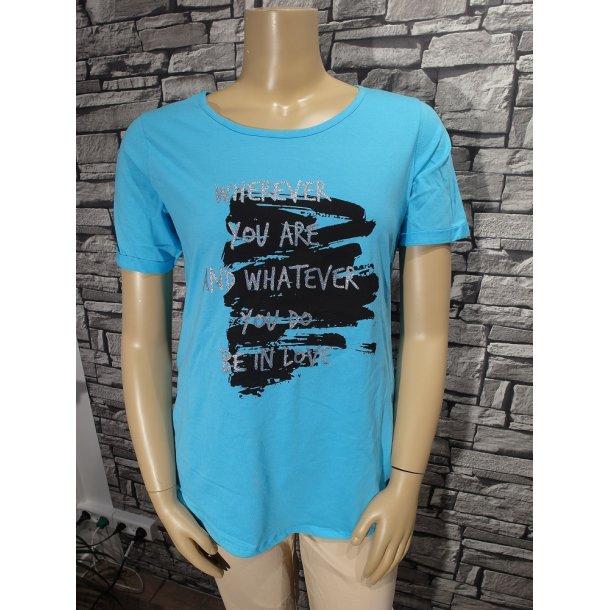 T-Shirt Turkis